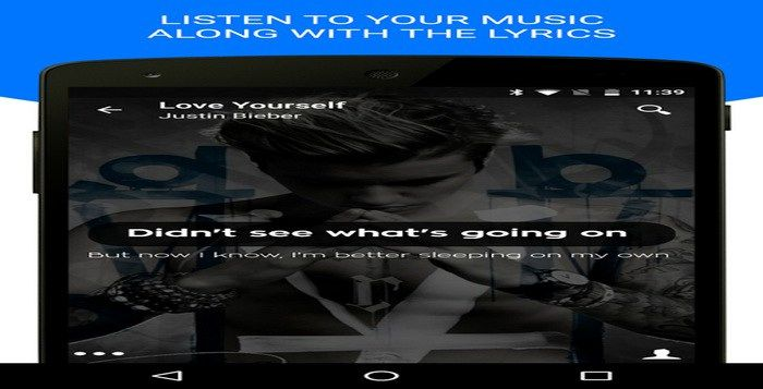 Berikut Adalah Daftar 4 Aplikasi Untuk Pencari Lirik Lagu Untuk Android Yang Lirik Lagu Lagu Lirik