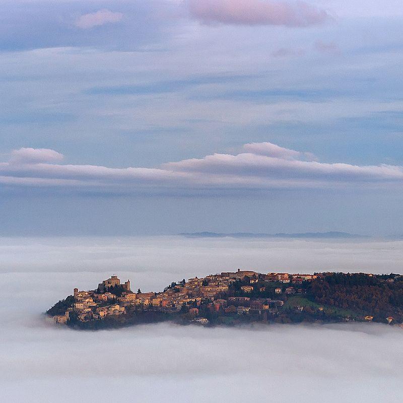 fog ...