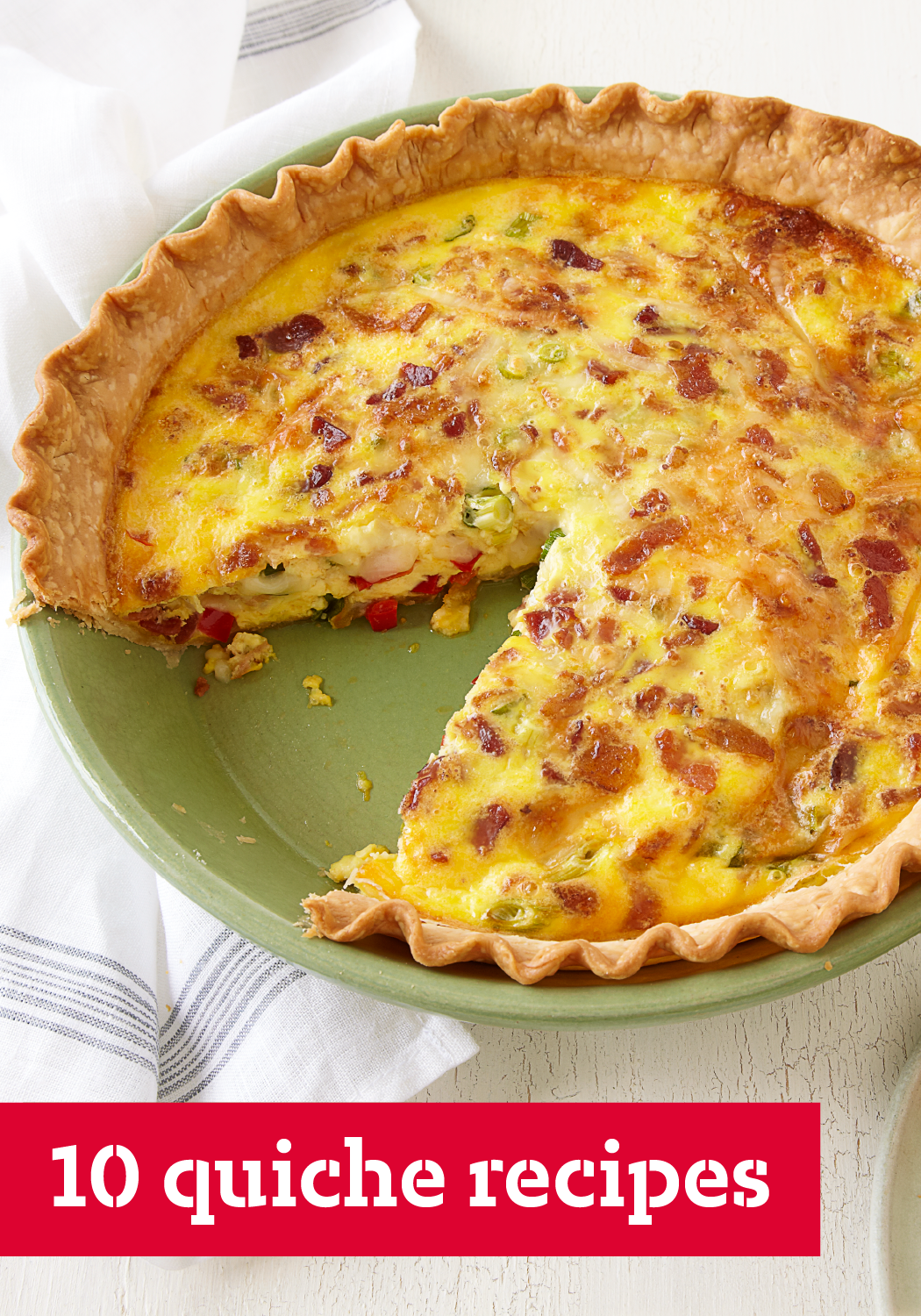 10 Quiche Recipes – Hosting brunch this holiday season is ...