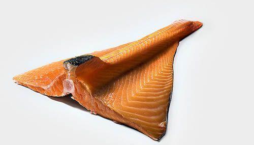 Salmone #jet #concorde #food #fun
