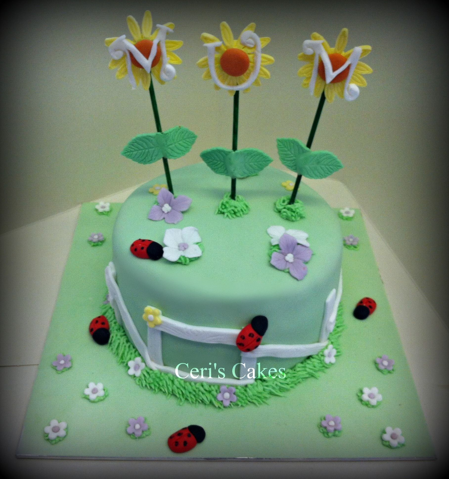 mothers day cake pop ideas Mothers Day Cake Ceris Cakes cakes