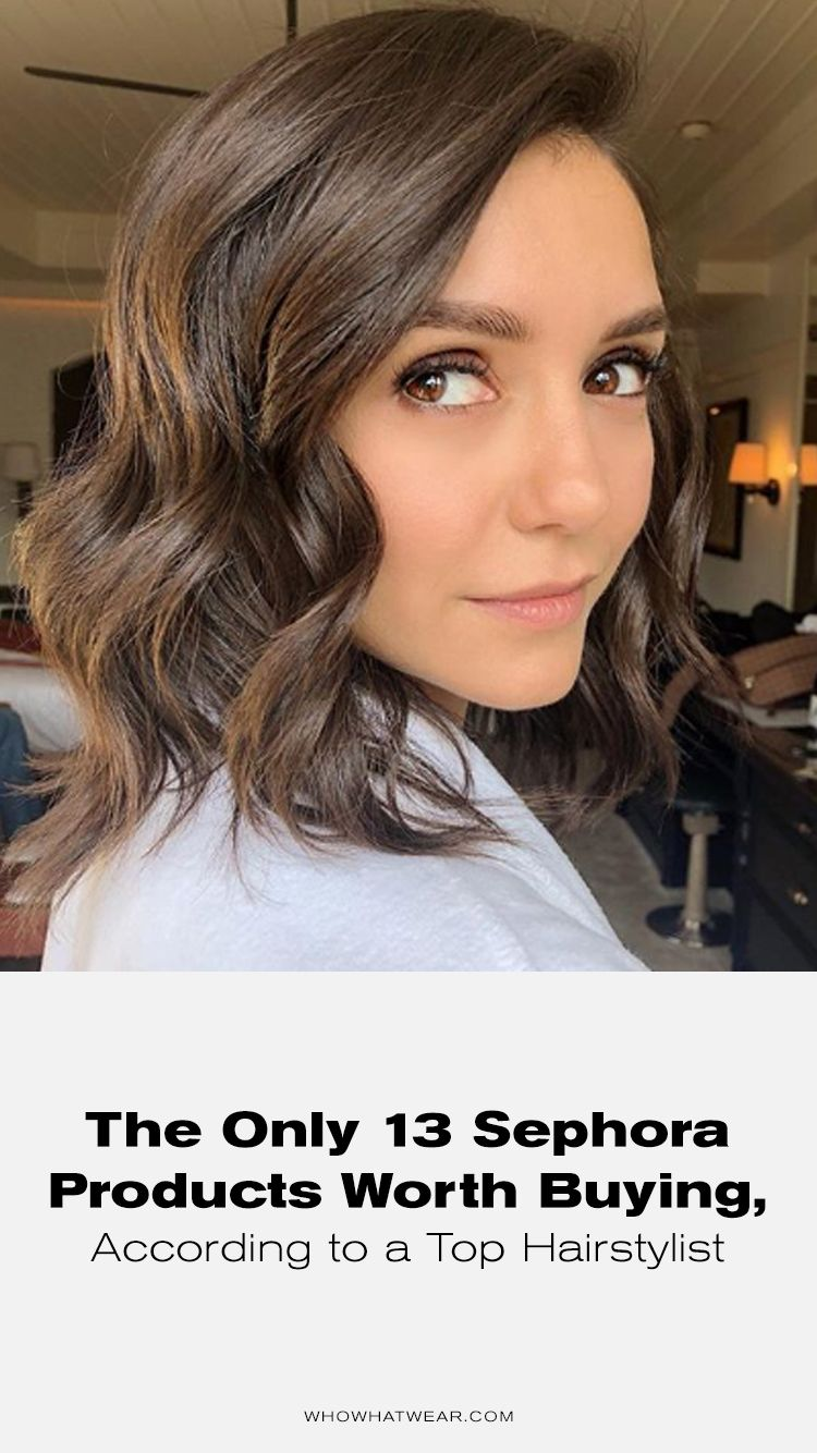 Top Hairstylists Say These Are The Only 13 Sephora Products Worth Buying Celebrity Hair Stylist Ouai Haircare Cool Hairstyles