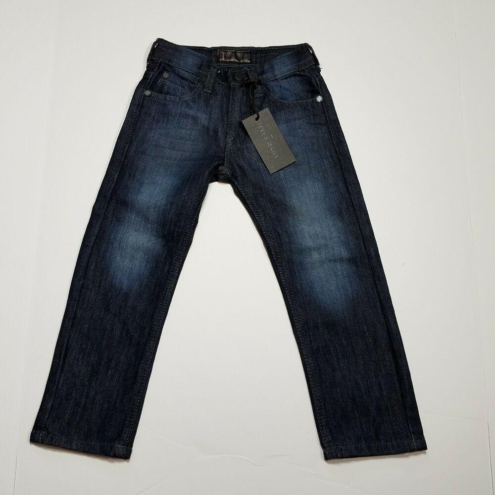 Steves Jeans Toddler Boys 4t Blue Baren Black Childrens Long Denim Pants Stevesjeans Jeans Everyday Long Denim Pants Toddler Boy Jeans Toddler Pants