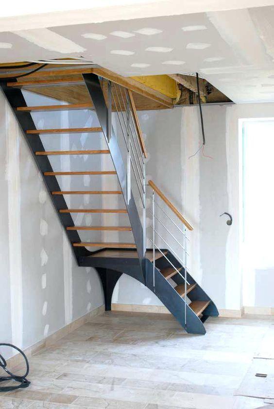 Litteraire Escalier Avec Palier Calcul Escalier Droit Avec Palier
