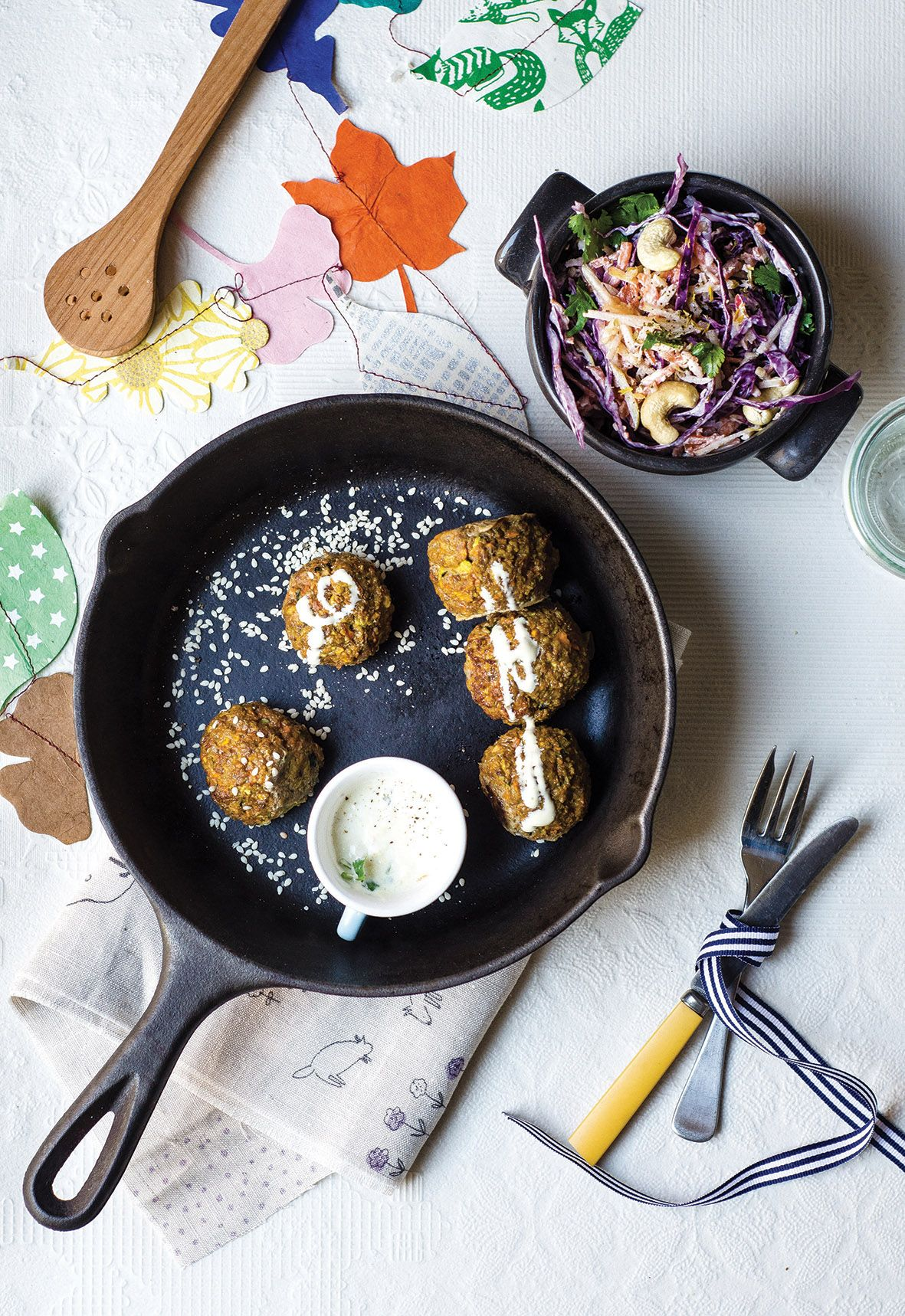 Veggie meatballs consider these not only perfectly lunchboxable but a little duo of recipe books filled with ideas on how to include more plants and supercharged foods on little forumfinder Choice Image