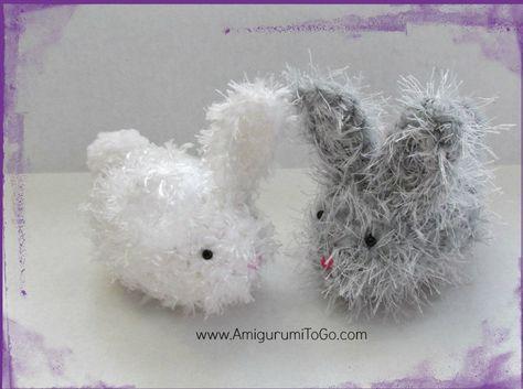 Amigurumi Bunny Free : Amigurumi bunny free pattern ~ amigurumi to go d pinterest