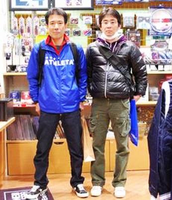 【大阪店】 2014年3月21日 四国からお越しくださいました!!スナップありがとうございます☆ミ