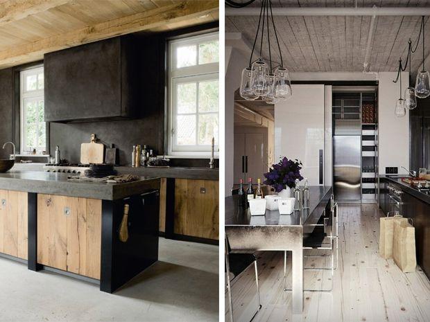 cucina stile industriale | Idee per la casa | Pinterest | Cucina ...
