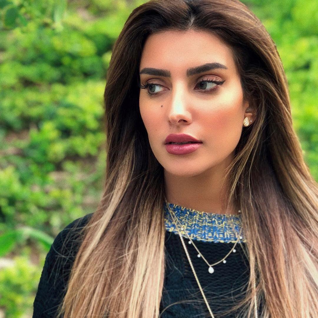 Bashayer Alshaibani بشاير الشيباني Arabian Women Persian Beauties Arab Beauty