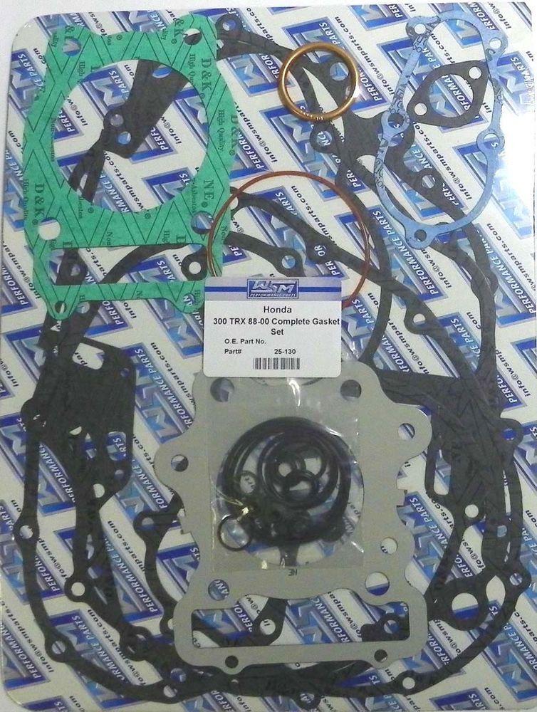 WSM Honda 300 TRX / TRXFW Complete Gasket Kit 25130