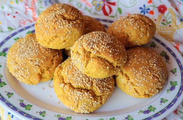 V' Blogue: Broinhas De Batata-Doce