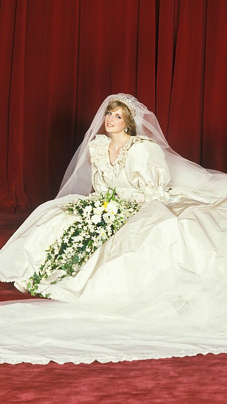 Photo of The Best Dressed Celebrity Brides of All Time