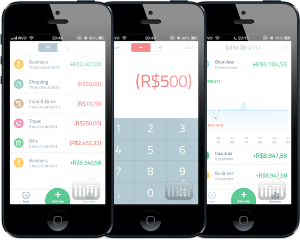 Spendee track your finances on iOS and Android Finance