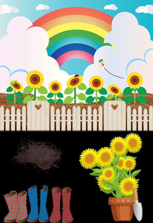 9100 Koleksi Gambar Kolase Taman Bunga Terbaru Bunga Taman Bunga Kolase