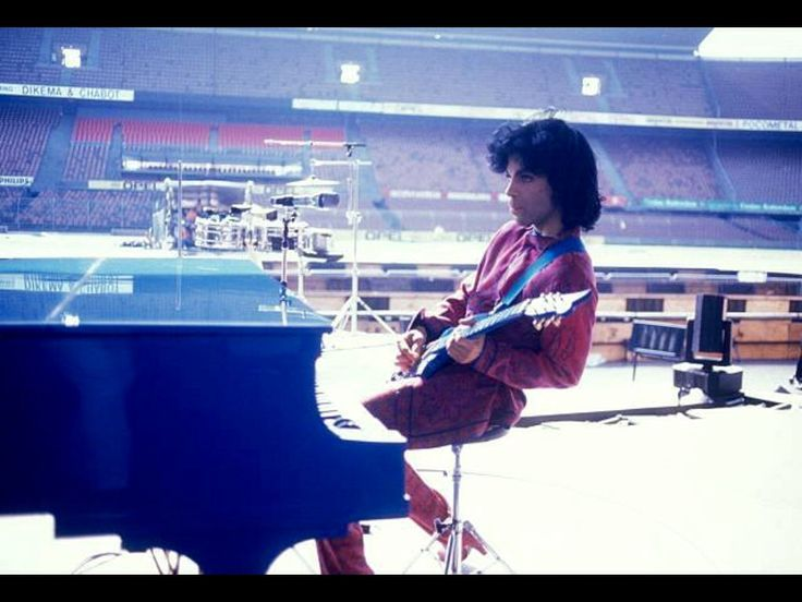 Prince Lovesexy Tour Book