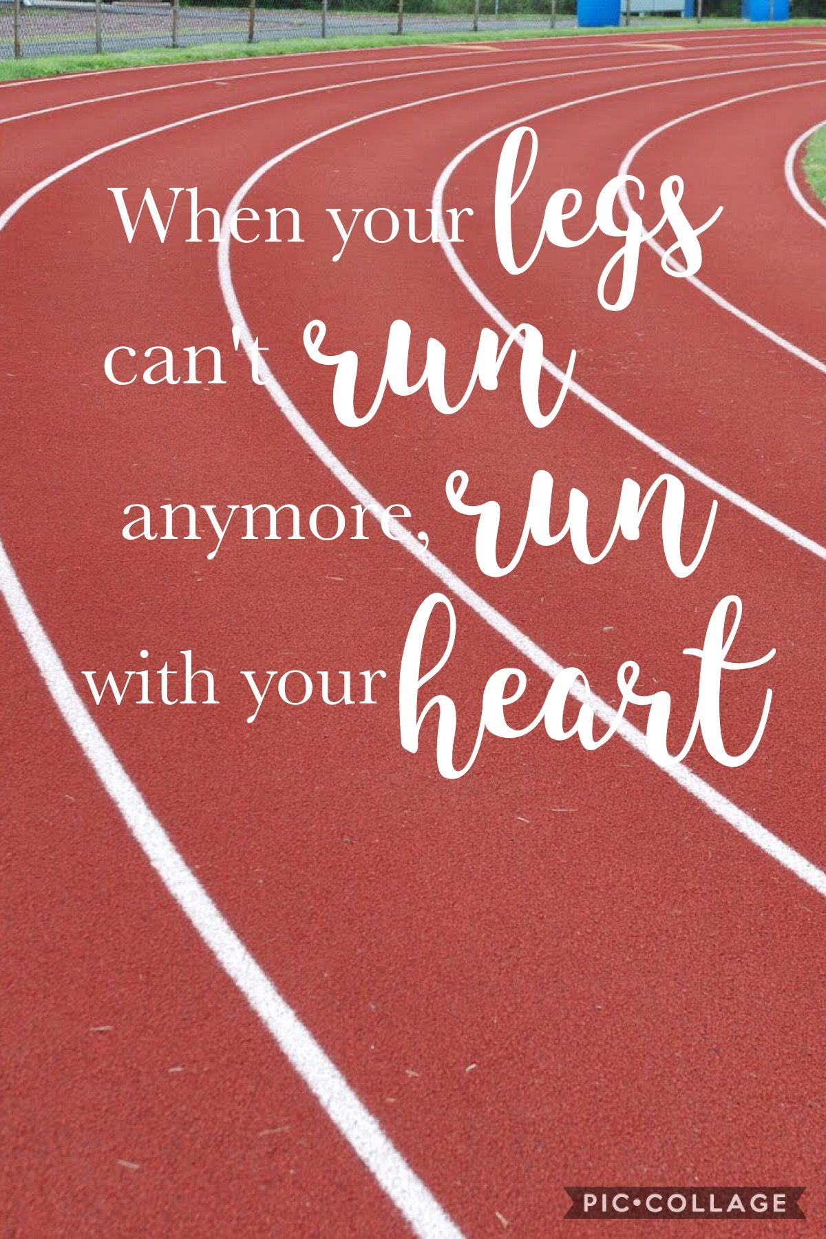 Track And Field Quotes | Katieloehr2 Laufen Pinterest Running Track Und Running Motivation