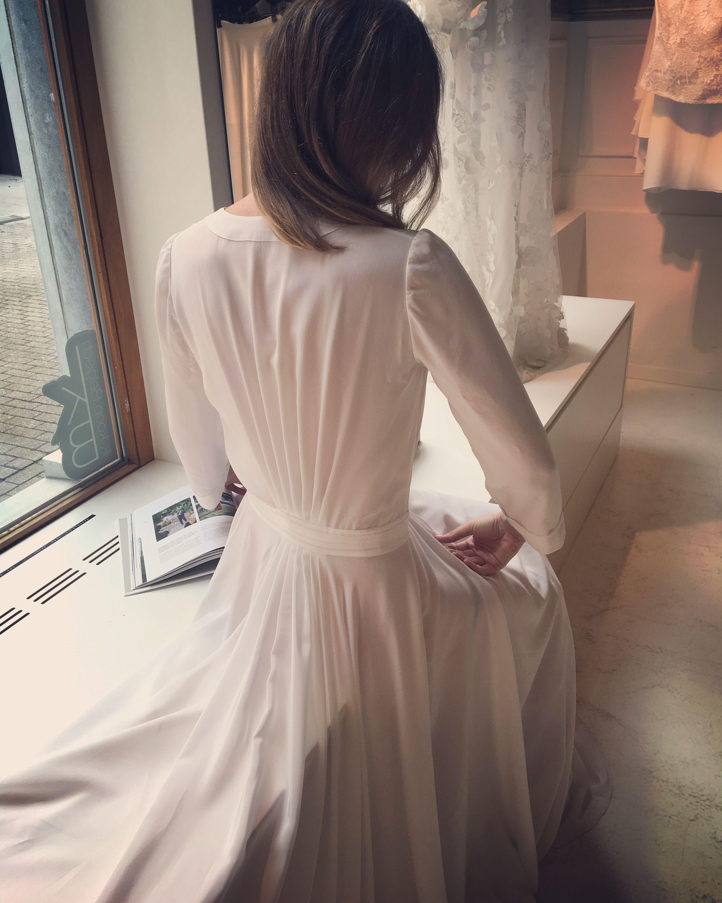 Ayanne Gent - Bespoke Tailor - Wedding Dress