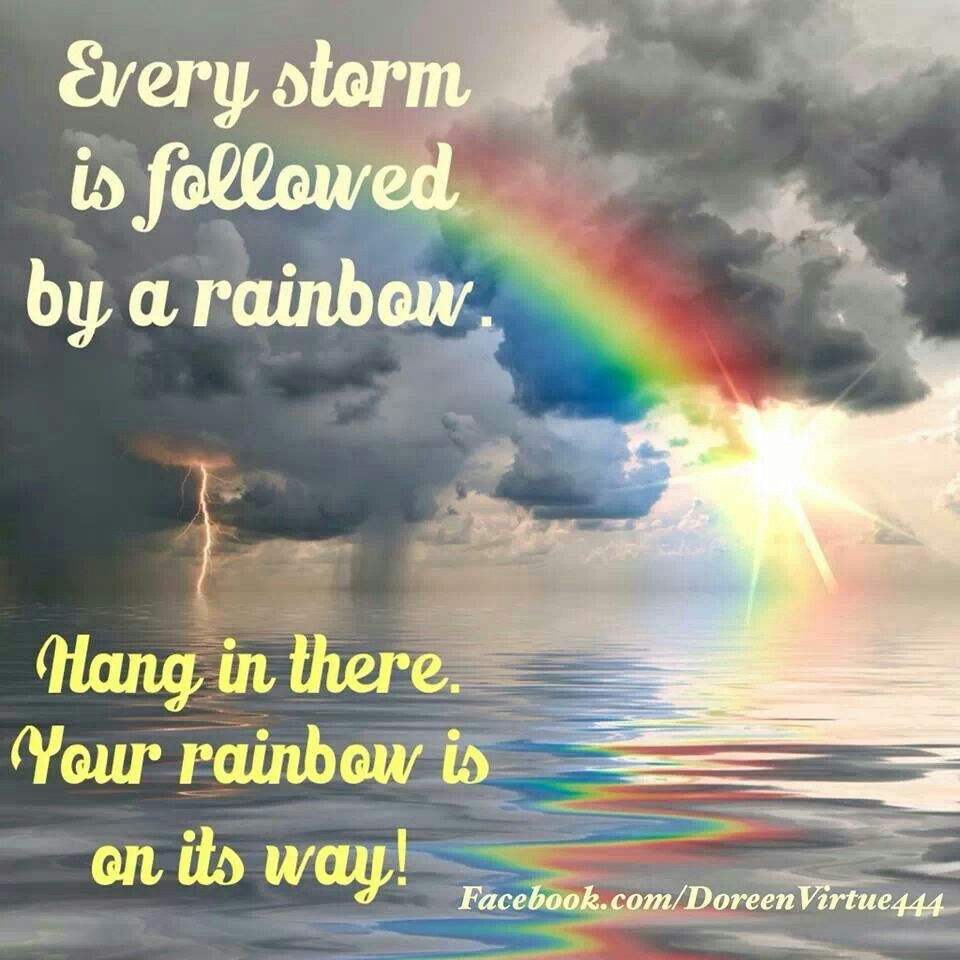 rainbow quotes for any occassion pinterest inspirational