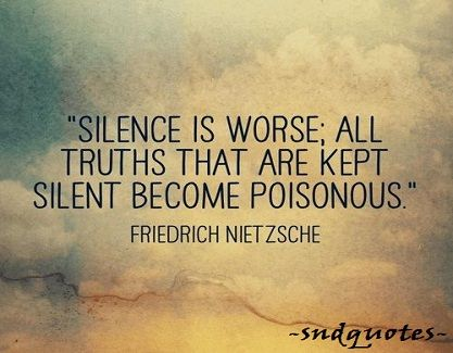 Browse Through Our Latest Collection Of Quotes About Silence And