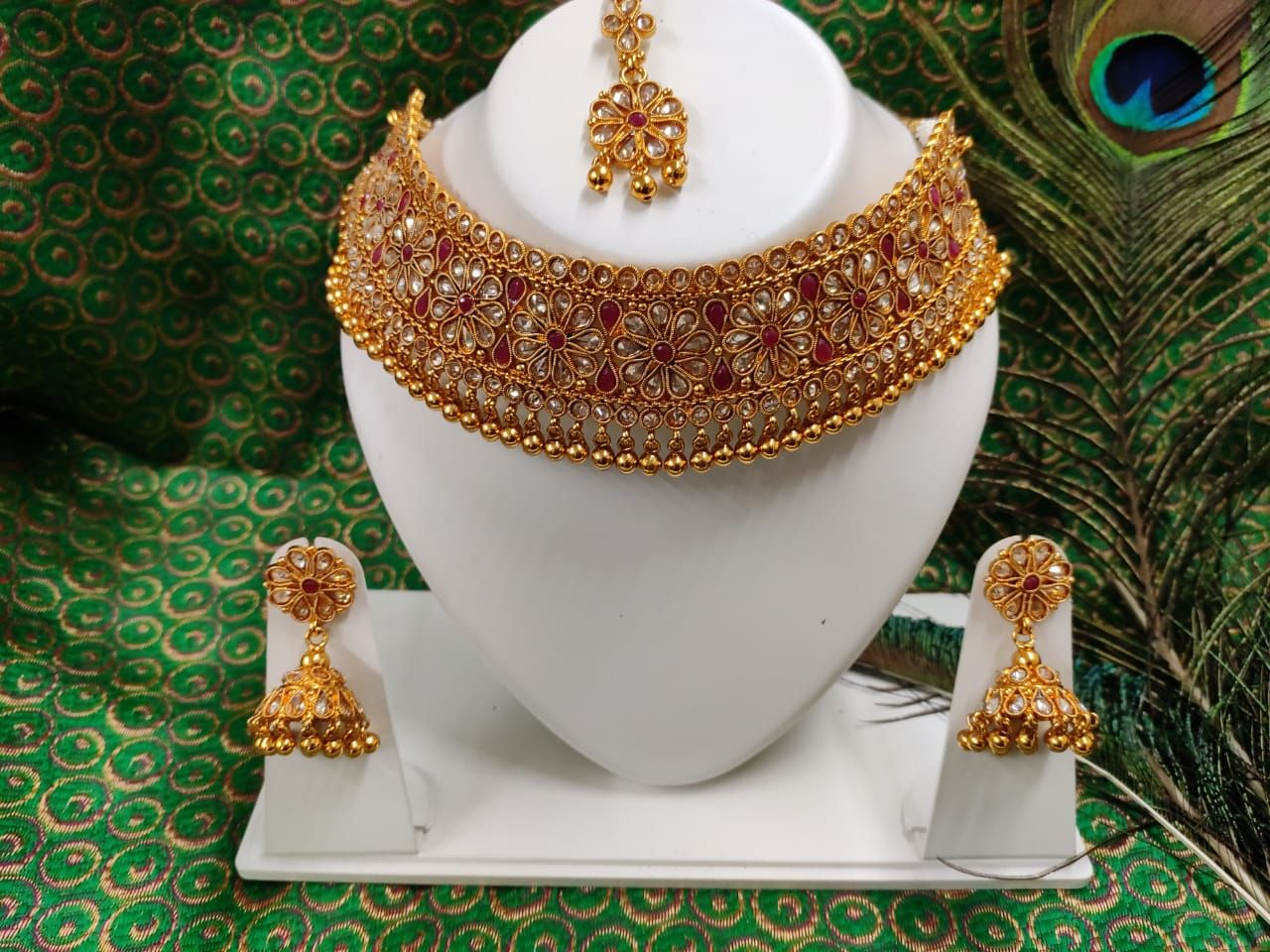 Pin on Necklace Online Shopping India, Indian Imitation Jewellery, Traditional  Necklace