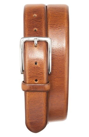Trafalgar 'Angelo' Leather Belt