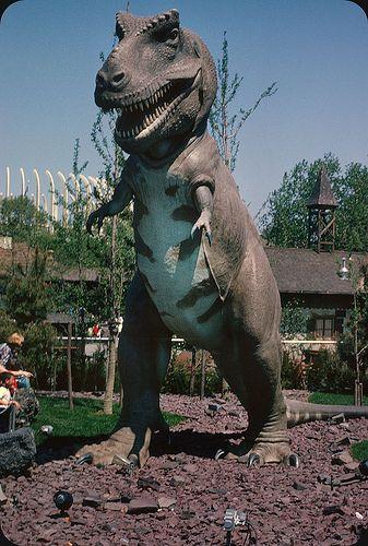 Ny T Rex : T-Rex, World's, Fair,, Landmarks,, World