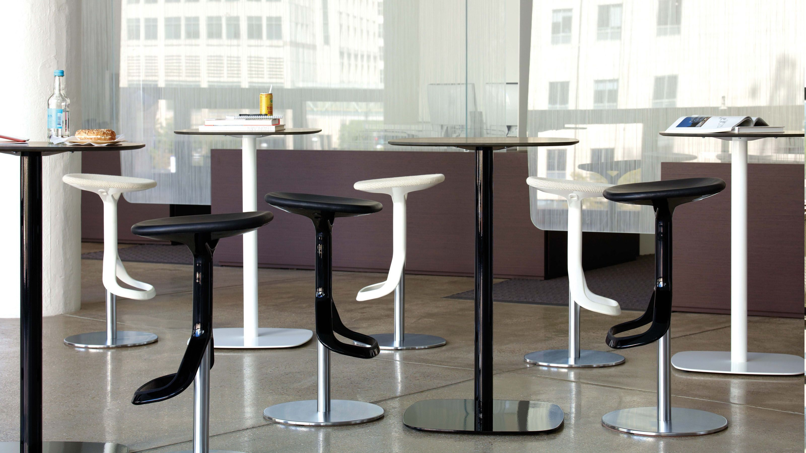 Lox Stool & Chair from Coalesse Furniture, Stool, Lounge