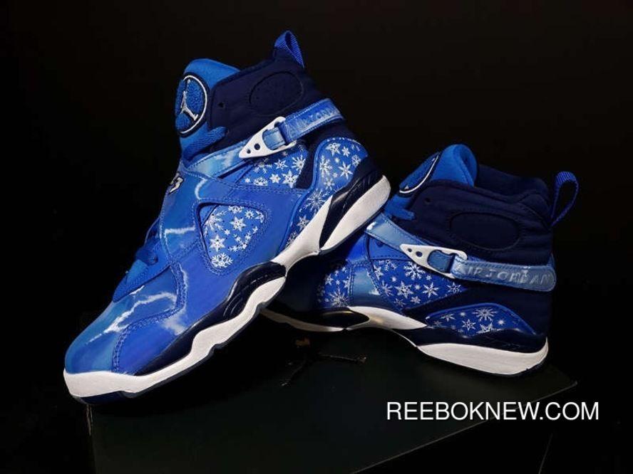 huge discount 56922 98e94 Air Jordan 8 Air Jordan 8 Snow Flake 305368-400 New Year Deals