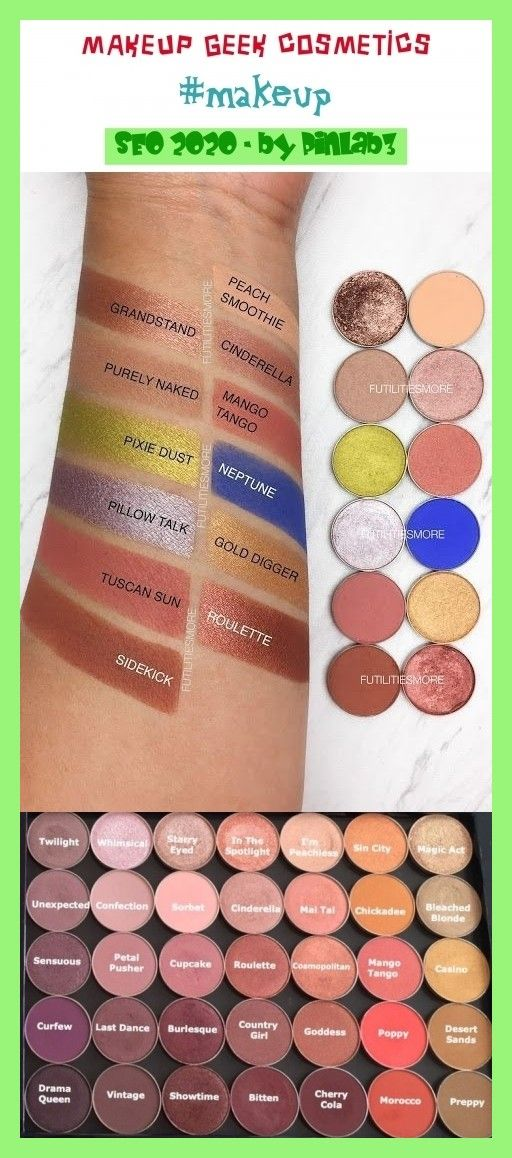 Makeup geek cosmetics makeup beauty. makeup geek