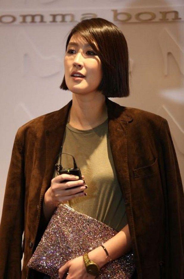 Hong Jin Kyung 01 Model Woman Face Beauty