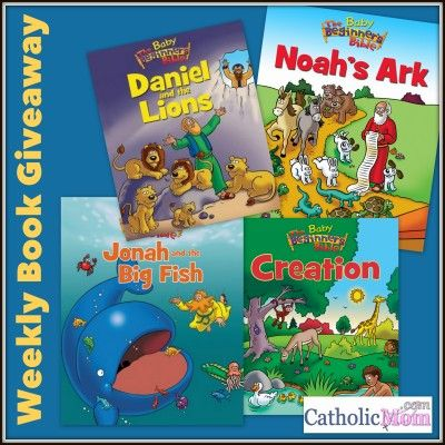 Book Giveaway at CatholicMom.com