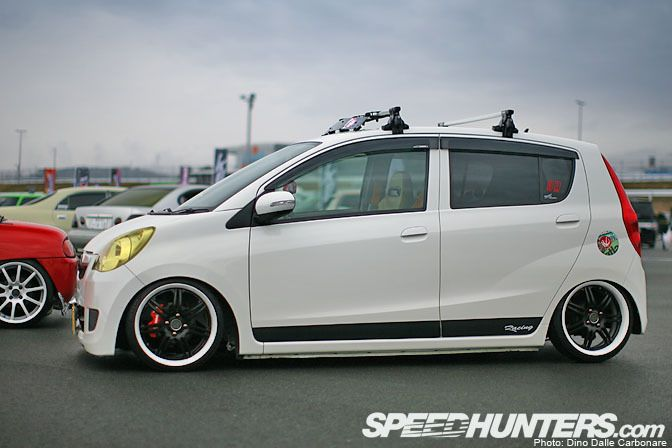 Event Excite King Vip Meet Pt 1 Daihatsu Kei Car Custom Cars