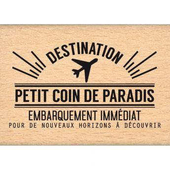COIN DE PARADIS citation Pinterest