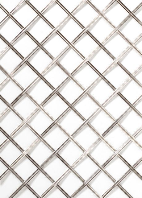 Pattern Number:R301 Finish/Wire Color:Stainless Steel (View Finish ...