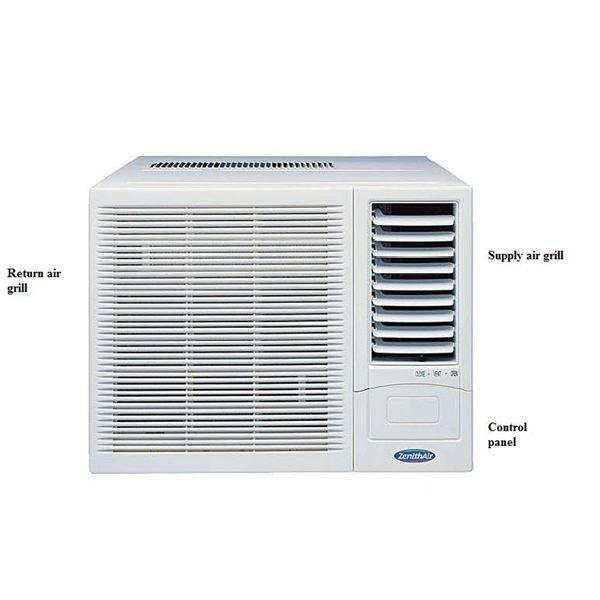Types Of Air Conditioning Systems Window Split Packaged And