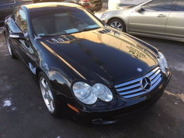 2004 Mercedes Benz Sl Class Sl500 2dr Convertible For Sale By Mg Auto Sales 3529 Boulevard Of The A Used Pickup Trucks Cars For Sale Mercedes Convertible