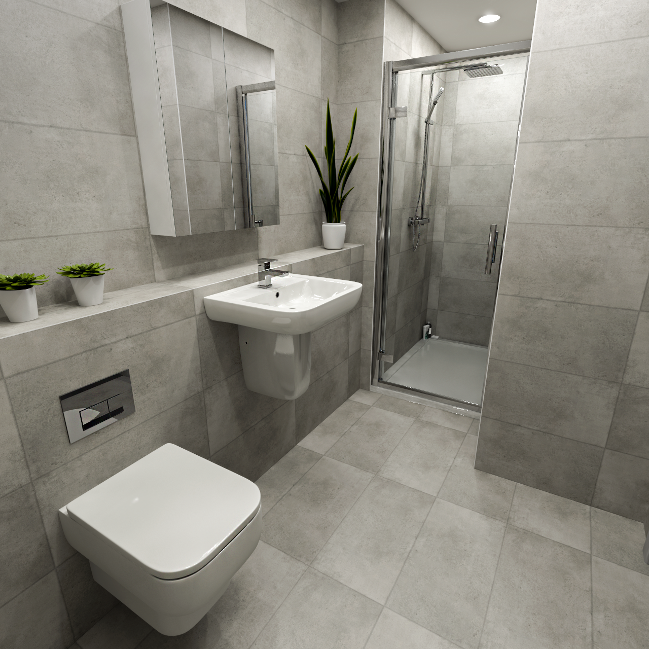Grey Is Here To Stay Wholesaledomesticbathrooms Ensuiteideas
