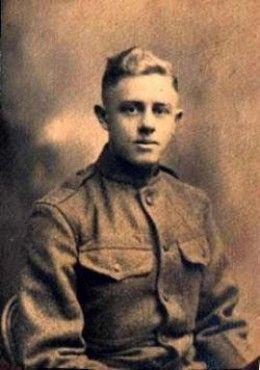Clarence Mcghee My Grandfather S World War I Years World War I