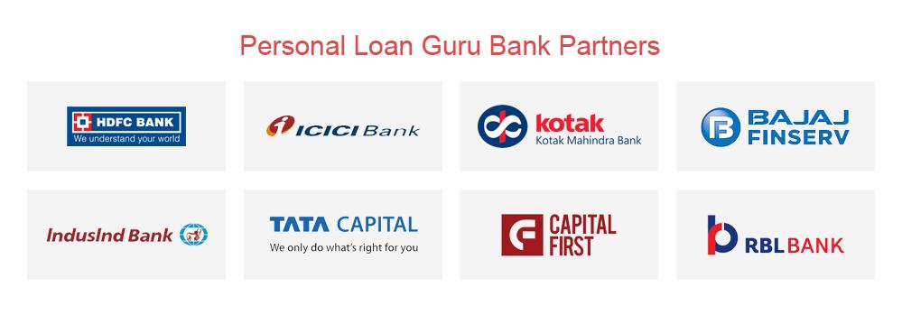 Best Bank Partners In Persoanl Loan Guru Personal Loans Best Bank Kotak Mahindra Bank