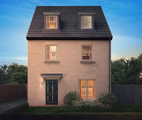4 Bedroom Homes in Doncaster | Oporto | Strata | small houses modern ...