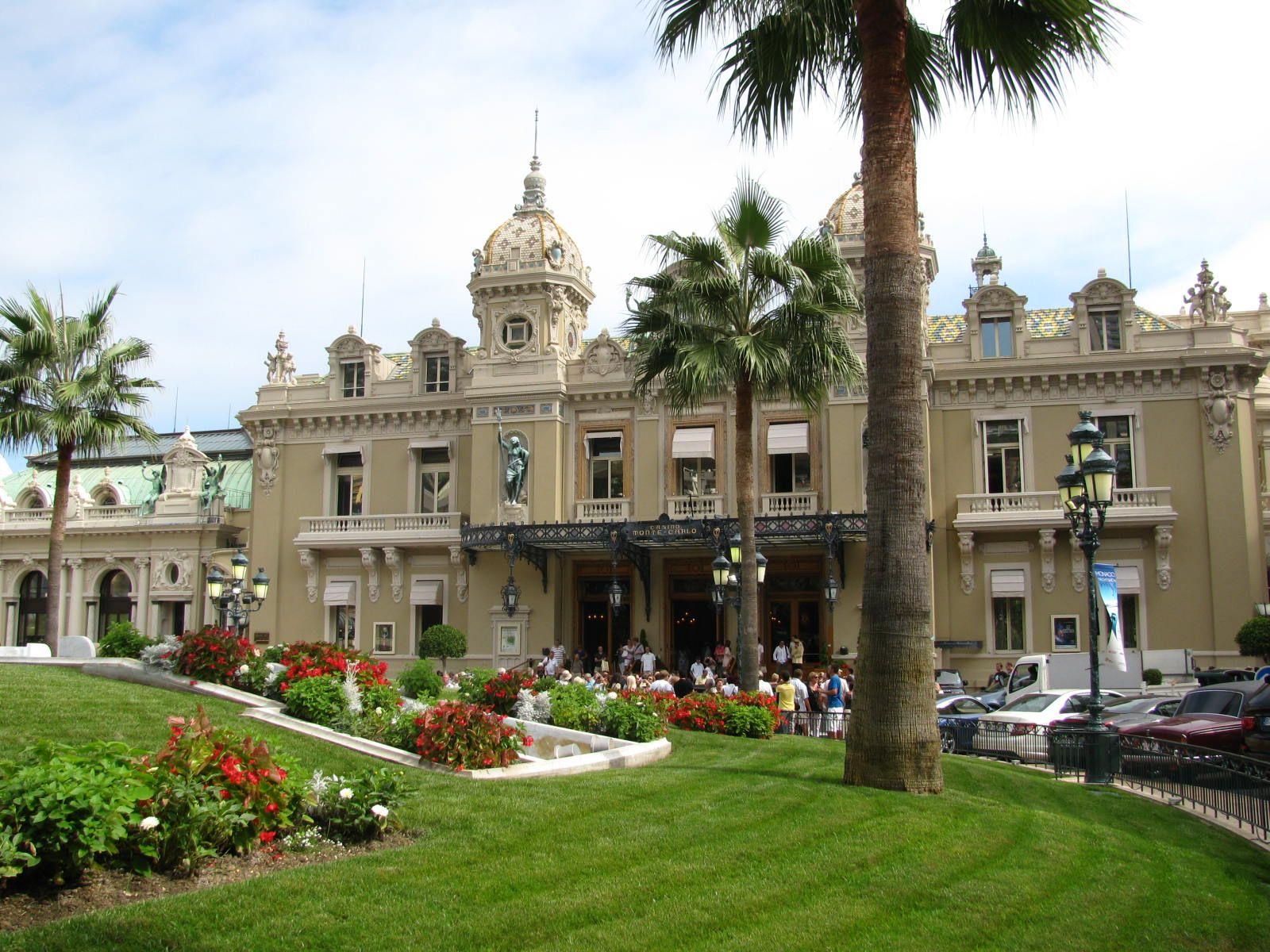 Royal casino, Monaco