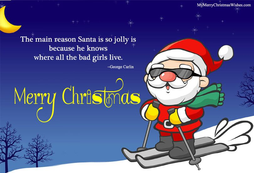 Funny Christmas Quotes & Sayings Christmas messages for