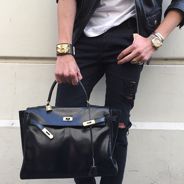 Hermes Mens Bag Rappers