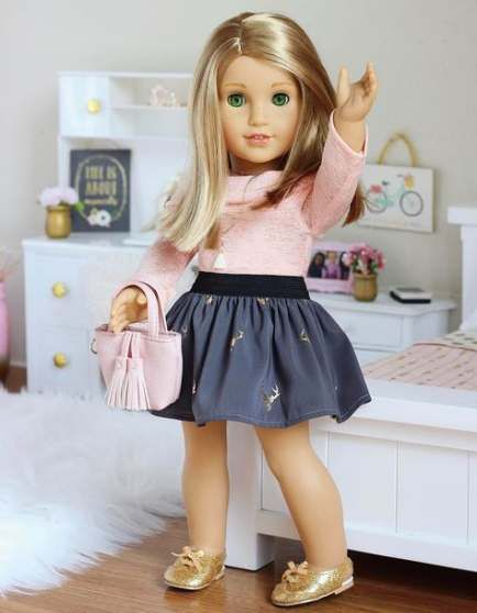 58+ Ideas doll house ideas inspiration american girls for 2019 #girldollclothes