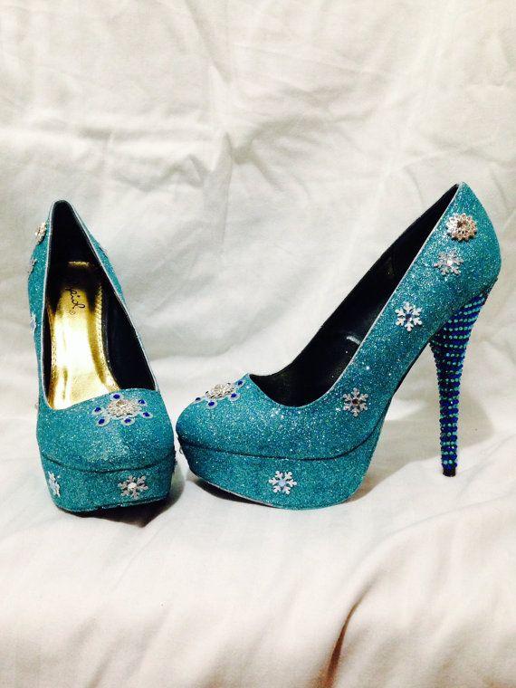Elsa schuhe hochzeit