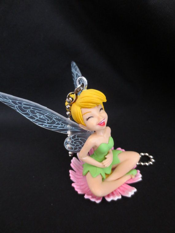 Disney Tinker Bell Fairy Light/Ceiling Fan Pull Chain