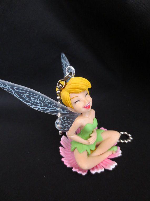 Disney tinker bell fairy lightceiling fan pull chain pinterest disney tinker bell fairy lightceiling fan pull chain aloadofball Images