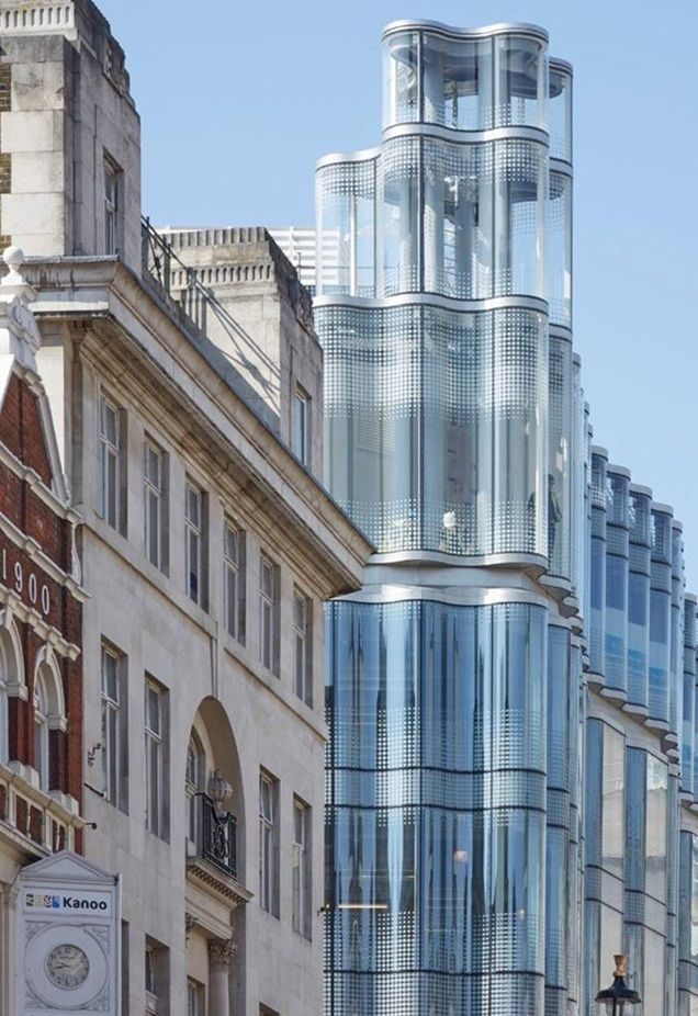Work nears completion on AHMM's Oxford St showstopper | News | Architects Journal