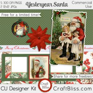 Free at www.craftbliss.com {Pinterest Christmas Free Commercial Use Christmas Scrapbook Craft Kit Free Kit Free Craft Kit Christmas Pinterest Scrapbook Free Scrapbook Kit Free Digital Scrapbook Kit Craft Bliss Free Scrapping Scrapbook Layout Scrapbook Paper Digital Kit Card Kit Free Christmas Giveaway Pinterest Christmas in July }