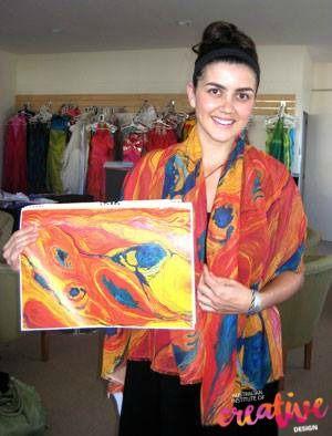 Design Your Own Print Digital Fabric Design Diploma Of Visual Arts Textile Print Surface Design Textile Design Courses Textile Design Art Design